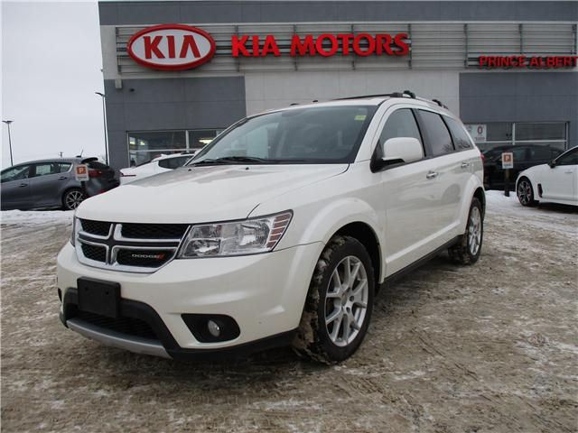 2014 Dodge Journey R/T (Stk: 39006A) in Prince Albert - Image 1 of 8
