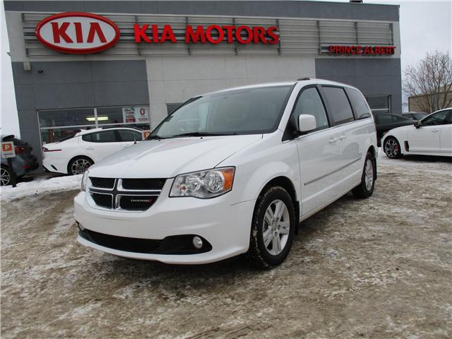2017 Dodge Grand Caravan Crew (Stk: B4061) in Prince Albert - Image 1 of 10
