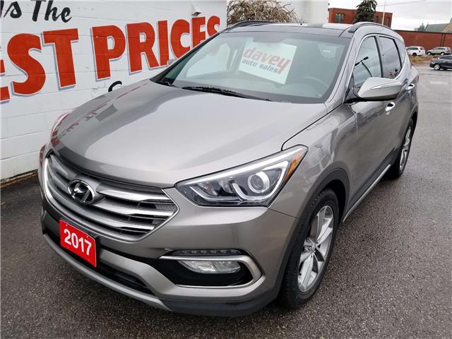 2017 Hyundai Santa Fe Sport 2.0T Limited (Stk: 18-807) in Oshawa - Image 1 of 19