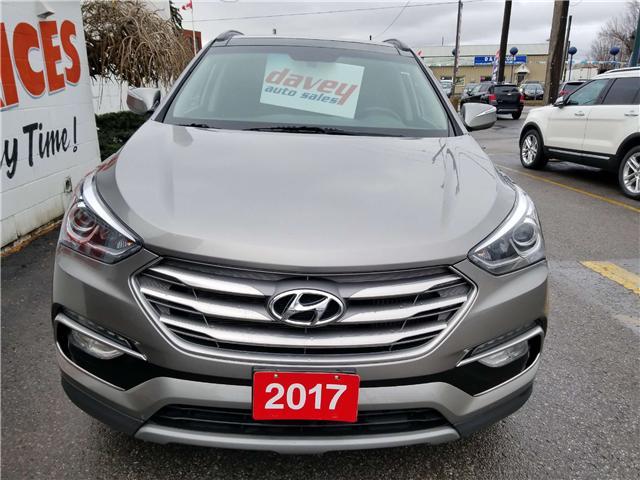 2017 Hyundai Santa Fe Sport 2.0T Limited (Stk: 18-807) in Oshawa - Image 2 of 19