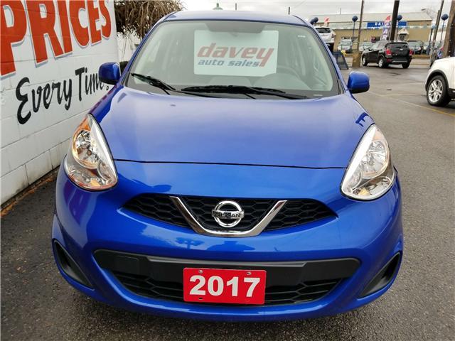 2017 Nissan Micra SV (Stk: 18-811) in Oshawa - Image 2 of 14