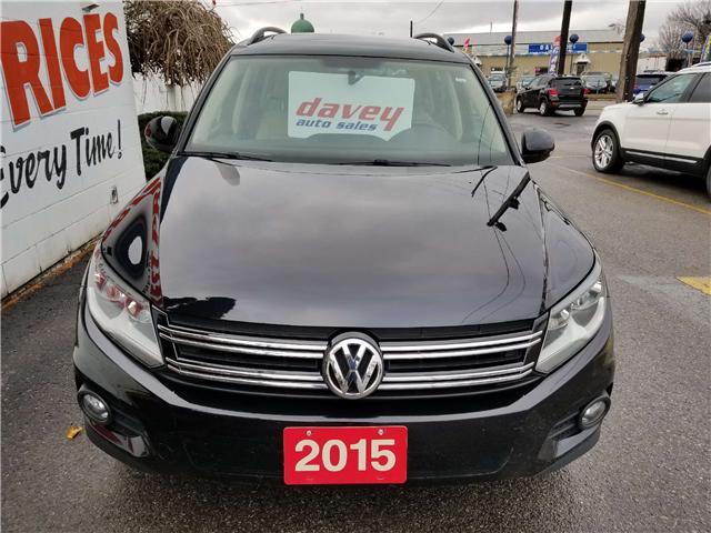 2015 Volkswagen Tiguan Comfortline (Stk: 18-790) in Oshawa - Image 2 of 15