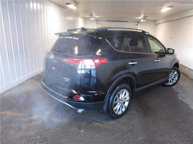 2018 Toyota RAV4 Limited (Stk: 1836971) in Regina - Image 3 of 41