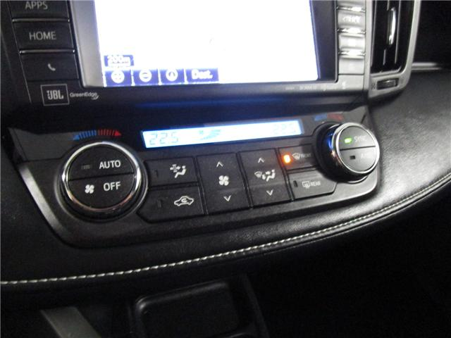 2018 Toyota RAV4 Limited (Stk: 1836971) in Regina - Image 25 of 41