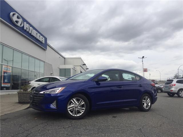 2019 Hyundai Elantra Preferred (Stk: H92-1362) in Chilliwack - Image 1 of 10