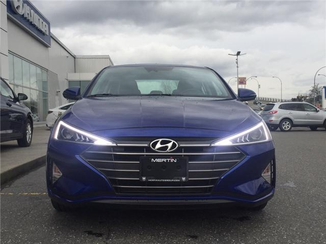 2019 Hyundai Elantra Preferred (Stk: H92-1362) in Chilliwack - Image 3 of 10