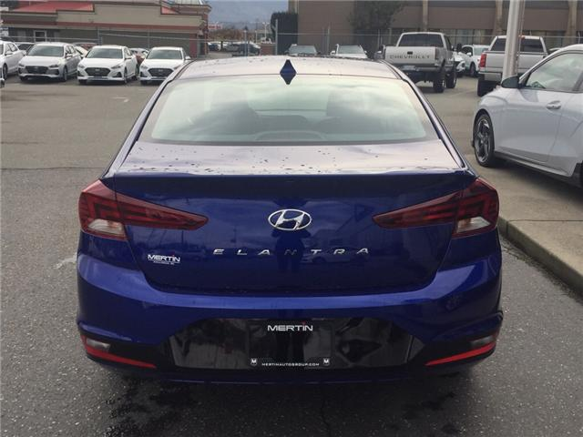 2019 Hyundai Elantra Preferred (Stk: H92-1362) in Chilliwack - Image 4 of 10
