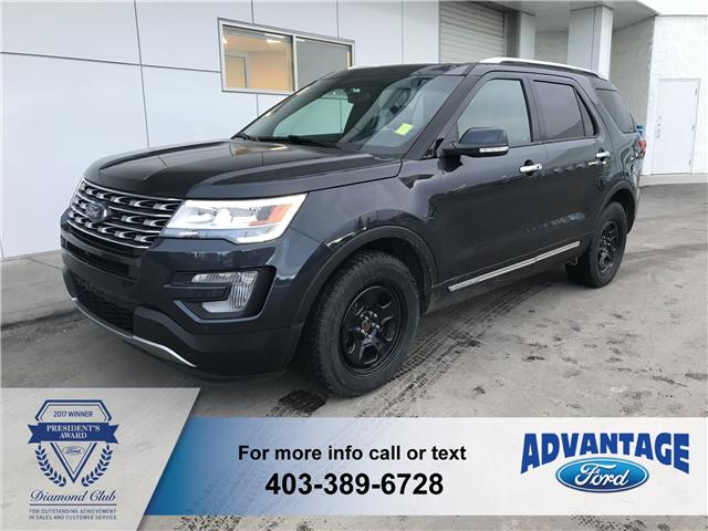 2017 Ford Explorer Limited (Stk: T22744) in Calgary - Image 1 of 21