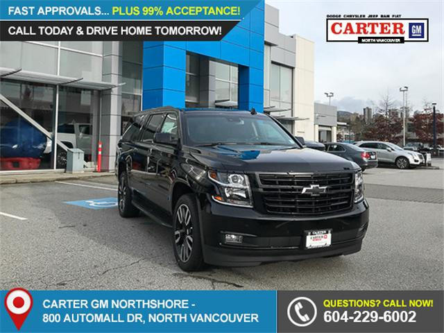 2019 Chevrolet Suburban Premier (Stk: 9U04210) in North Vancouver - Image 1 of 15