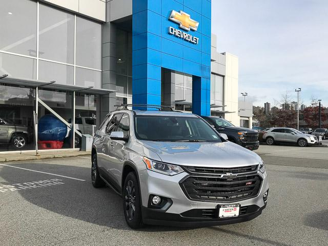 2019 Chevrolet Traverse RS (Stk: 9TR05920) in North Vancouver - Image 2 of 14