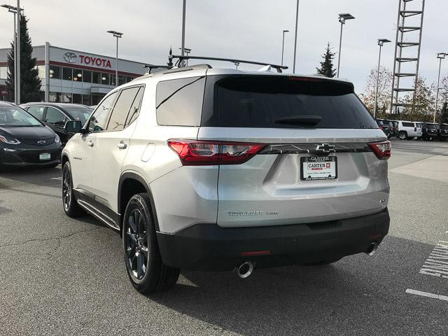 2019 Chevrolet Traverse RS (Stk: 9TR05920) in North Vancouver - Image 3 of 14