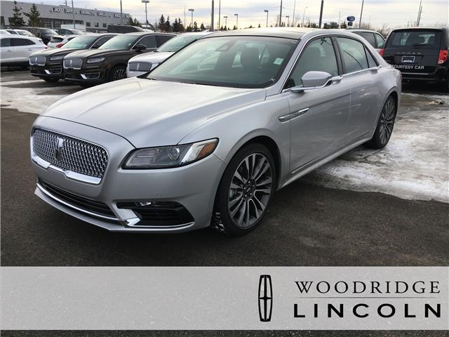 2018 Lincoln Continental Select (Stk: J-2636) in Calgary - Image 1 of 6