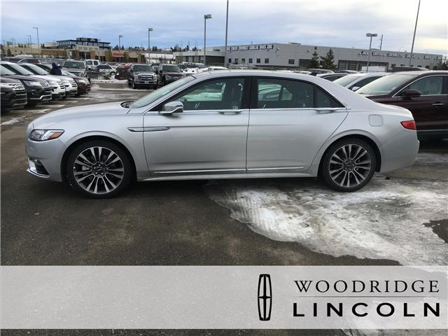 2018 Lincoln Continental Select (Stk: J-2636) in Calgary - Image 2 of 6
