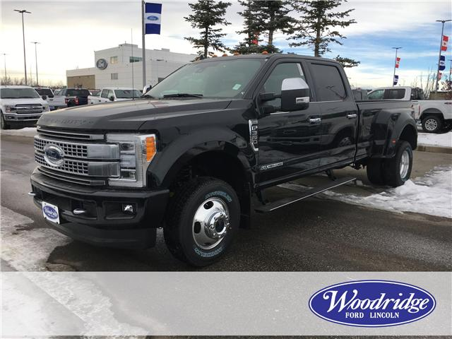 2019 Ford F-350 Platinum (Stk: K-100) in Calgary - Image 1 of 5