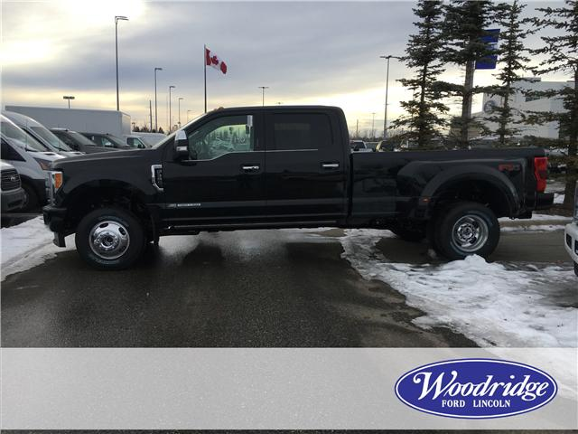 2019 Ford F-350 Platinum (Stk: K-100) in Calgary - Image 2 of 5