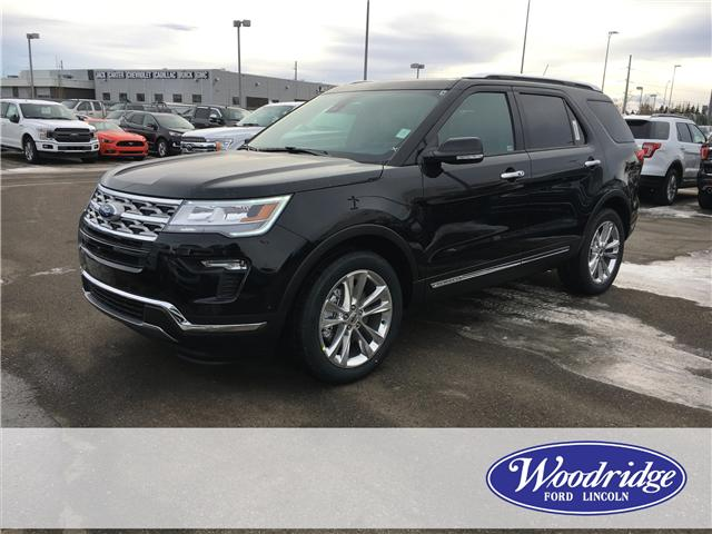 2019 Ford Explorer Limited (Stk: K-249) in Calgary - Image 1 of 5