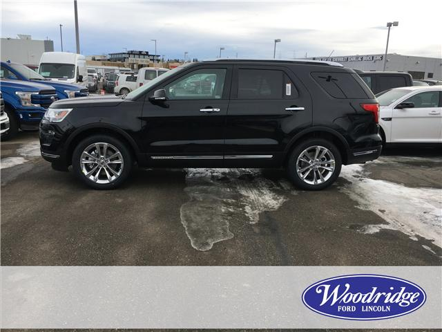 2019 Ford Explorer Limited (Stk: K-249) in Calgary - Image 2 of 5