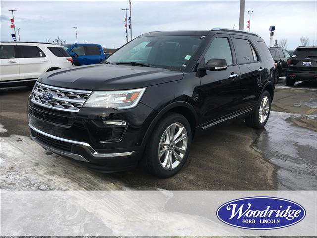 2019 Ford Explorer Limited (Stk: K-250) in Calgary - Image 1 of 5