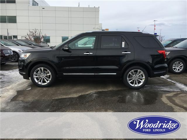 2019 Ford Explorer Limited (Stk: K-250) in Calgary - Image 2 of 5