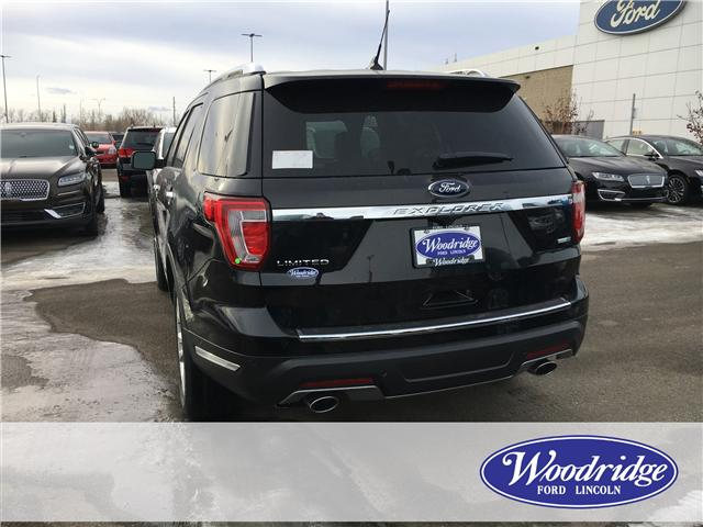 2019 Ford Explorer Limited (Stk: K-250) in Calgary - Image 3 of 5