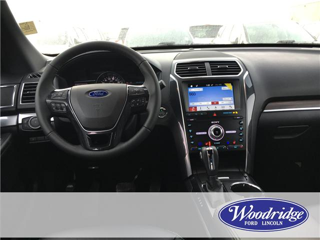 2019 Ford Explorer Limited (Stk: K-250) in Calgary - Image 4 of 5