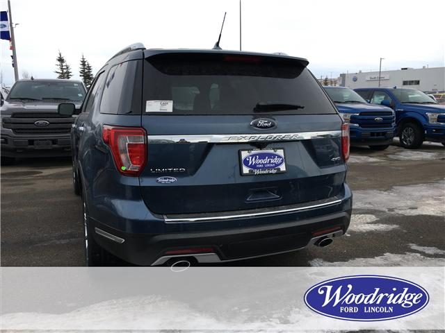 2019 Ford Explorer Limited (Stk: K-251) in Calgary - Image 3 of 5