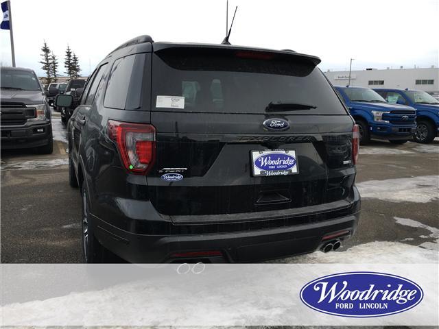 2019 Ford Explorer Sport (Stk: K-253) in Calgary - Image 3 of 5