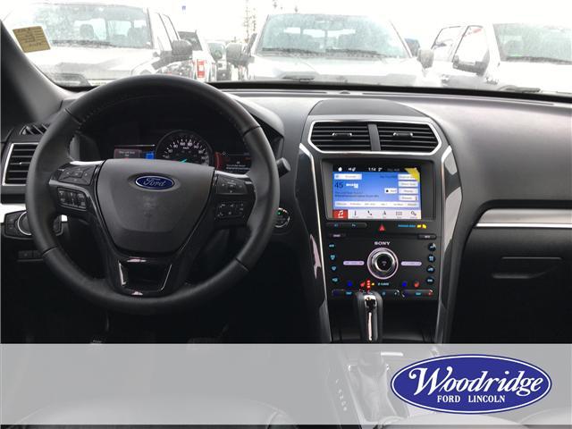 2019 Ford Explorer Sport (Stk: K-253) in Calgary - Image 4 of 5