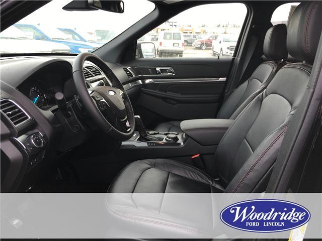 2019 Ford Explorer Sport (Stk: K-253) in Calgary - Image 5 of 5