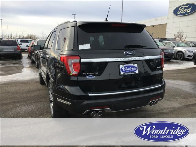 2019 Ford Explorer Platinum (Stk: K-257) in Calgary - Image 3 of 5