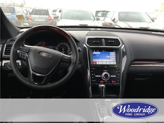 2019 Ford Explorer Platinum (Stk: K-257) in Calgary - Image 4 of 5