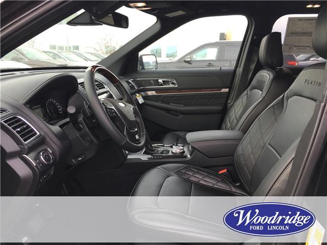2019 Ford Explorer Platinum (Stk: K-257) in Calgary - Image 5 of 5