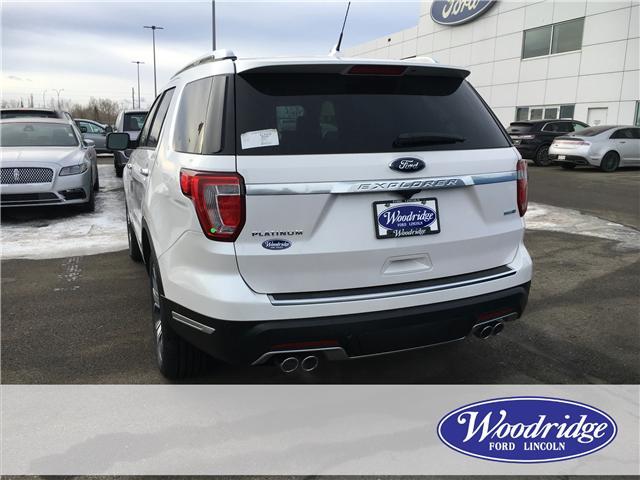 2019 Ford Explorer Platinum (Stk: K-258) in Calgary - Image 3 of 5