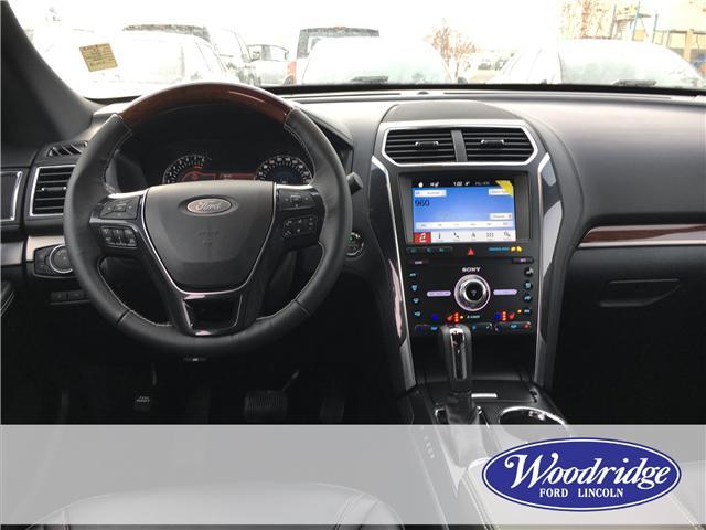 2019 Ford Explorer Platinum (Stk: K-258) in Calgary - Image 4 of 5