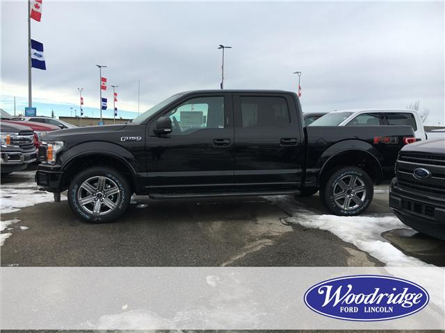 2019 Ford F-150 XLT (Stk: K-332) in Calgary - Image 2 of 5