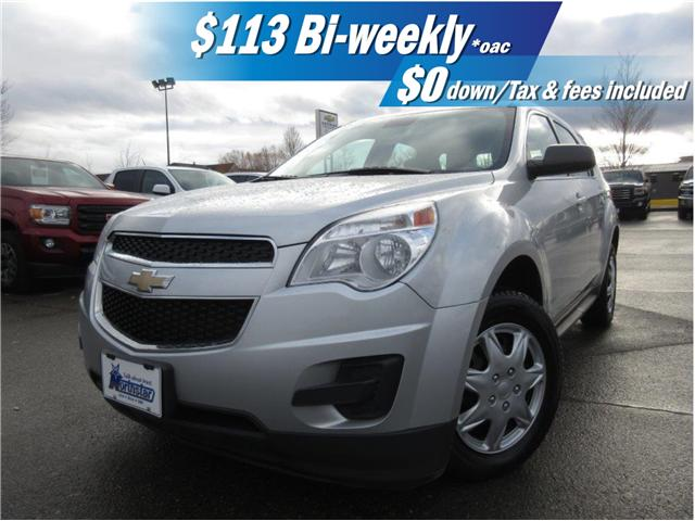 2012 Chevrolet Equinox LS (Stk: 61790A) in Cranbrook - Image 1 of 18