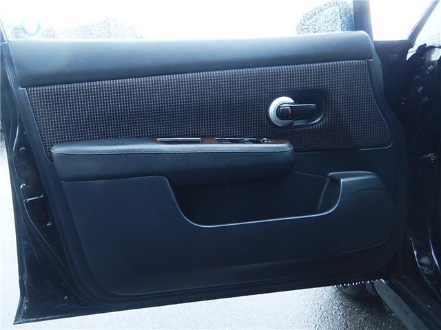 2012 Nissan Versa 1.8 SL (Stk: JG213387A) in Surrey - Image 7 of 20