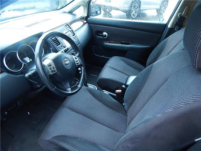 2012 Nissan Versa 1.8 SL (Stk: JG213387A) in Surrey - Image 8 of 20