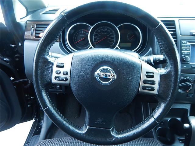 2012 Nissan Versa 1.8 SL (Stk: JG213387A) in Surrey - Image 9 of 20