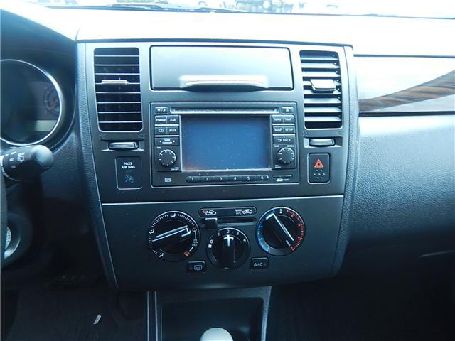 2012 Nissan Versa 1.8 SL (Stk: JG213387A) in Surrey - Image 11 of 20