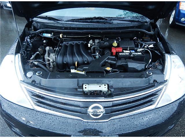 2012 Nissan Versa 1.8 SL (Stk: JG213387A) in Surrey - Image 18 of 20