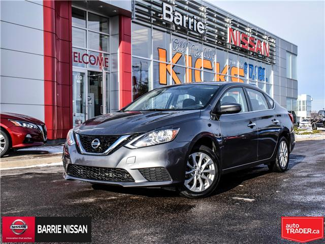 2017 Nissan Sentra 1.8 SV (Stk: P4519) in Barrie - Image 1 of 27