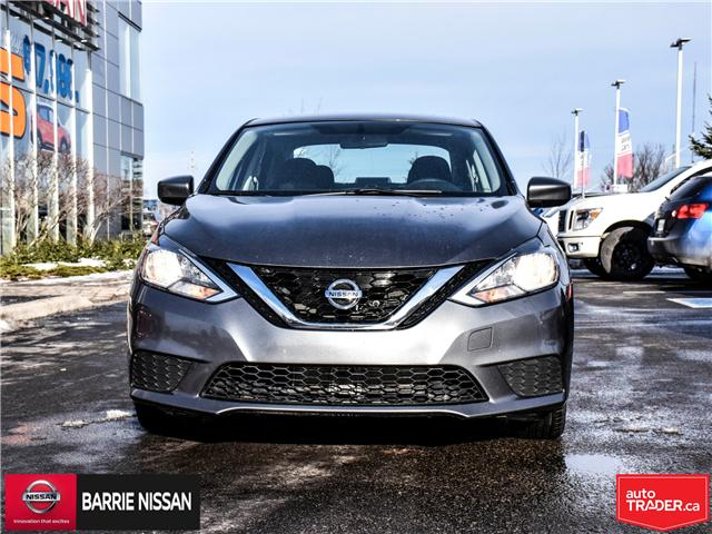 2017 Nissan Sentra 1.8 SV (Stk: P4519) in Barrie - Image 3 of 27