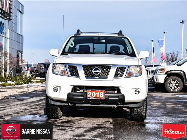 2018 Nissan Frontier PRO-4X (Stk: P4520) in Barrie - Image 3 of 28
