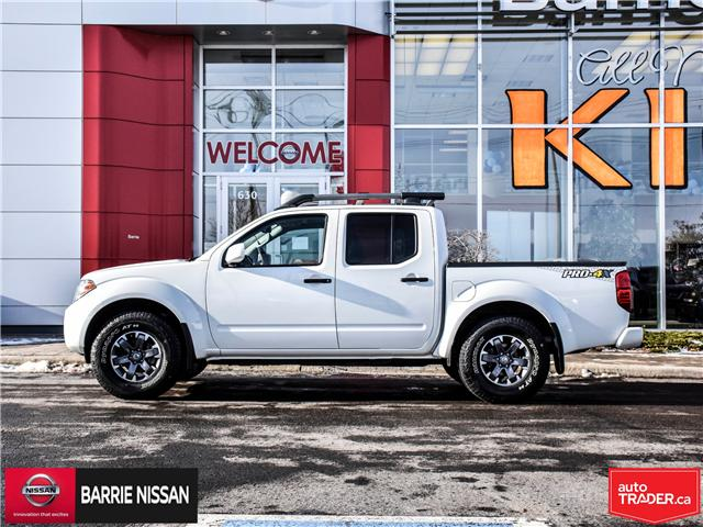 2018 Nissan Frontier PRO-4X (Stk: P4520) in Barrie - Image 4 of 28