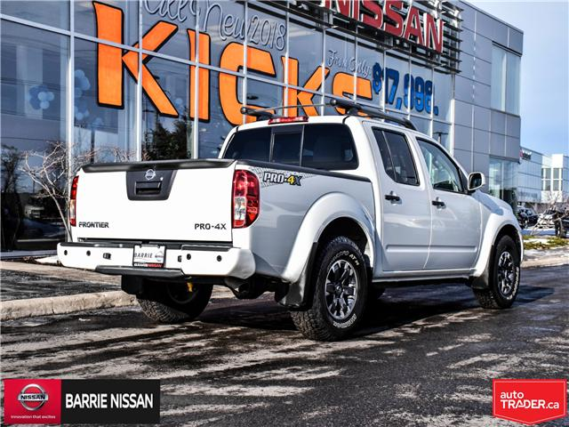 2018 Nissan Frontier PRO-4X (Stk: P4520) in Barrie - Image 5 of 28