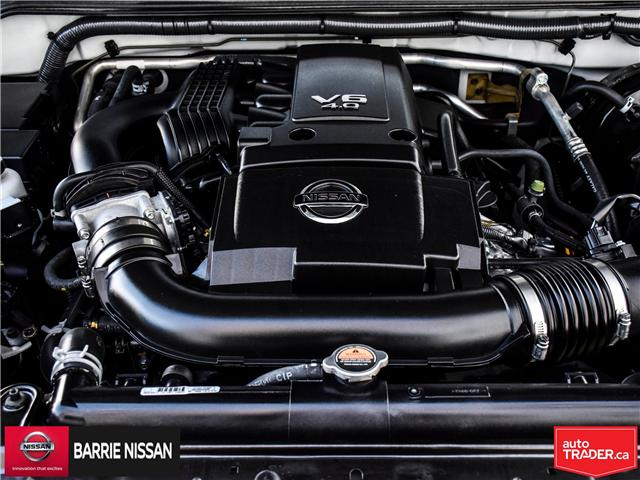 2018 Nissan Frontier PRO-4X (Stk: P4520) in Barrie - Image 8 of 28