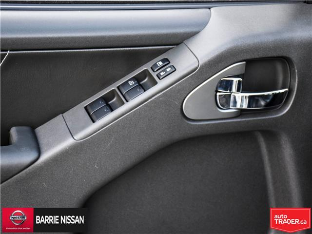 2018 Nissan Frontier PRO-4X (Stk: P4520) in Barrie - Image 12 of 28