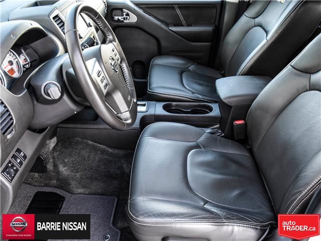 2018 Nissan Frontier PRO-4X (Stk: P4520) in Barrie - Image 13 of 28