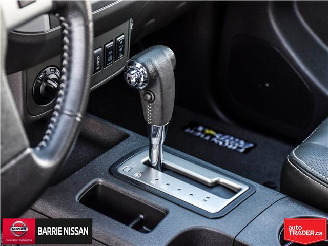 2018 Nissan Frontier PRO-4X (Stk: P4520) in Barrie - Image 16 of 28